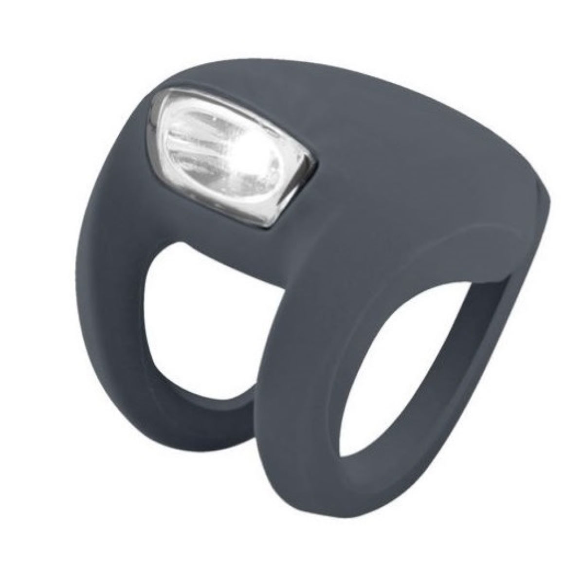 Knog Light Frog Strobe Front Lights - Price varies with colour.