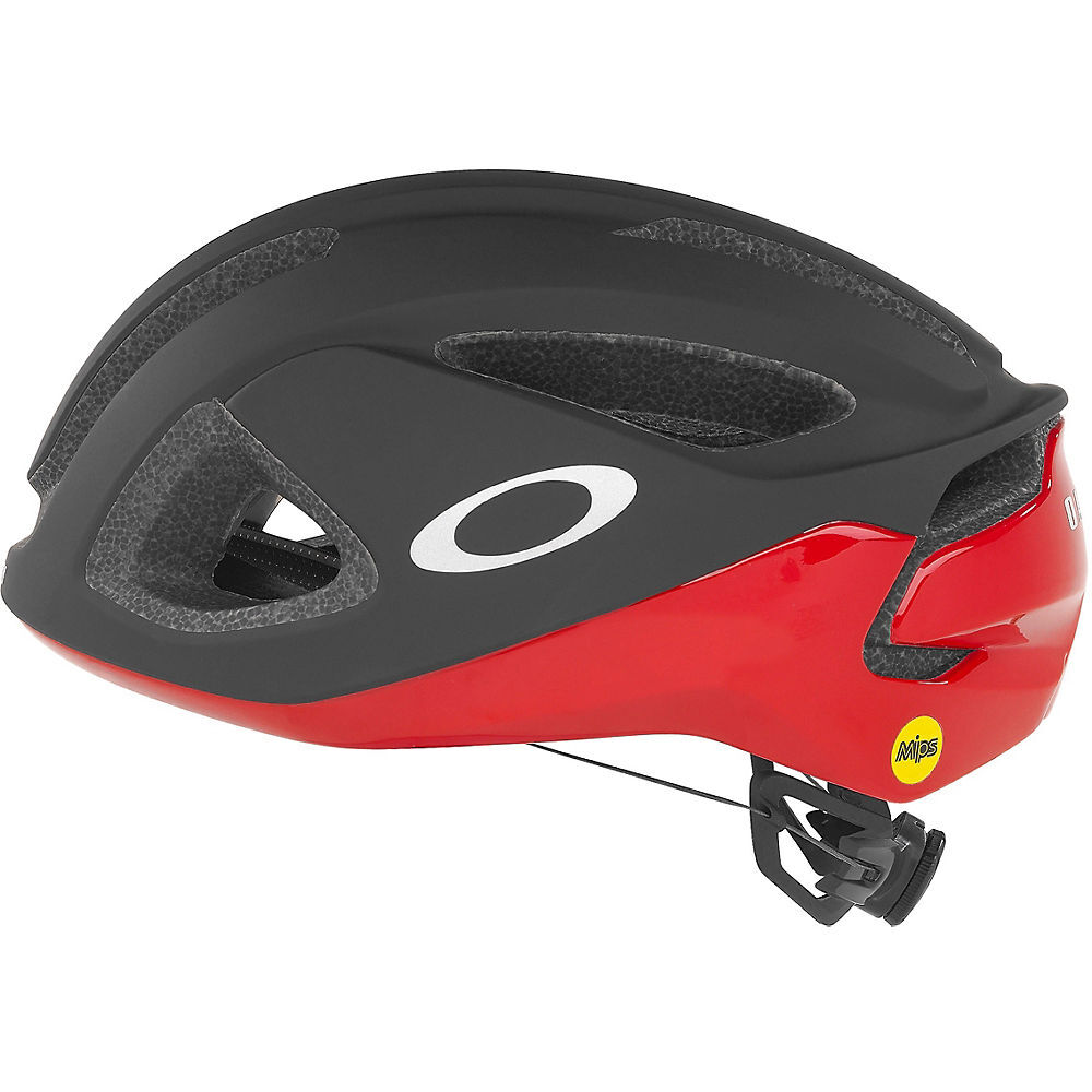 Oakley ARO3 Red Lines Road Helmet 2019, Red Lines