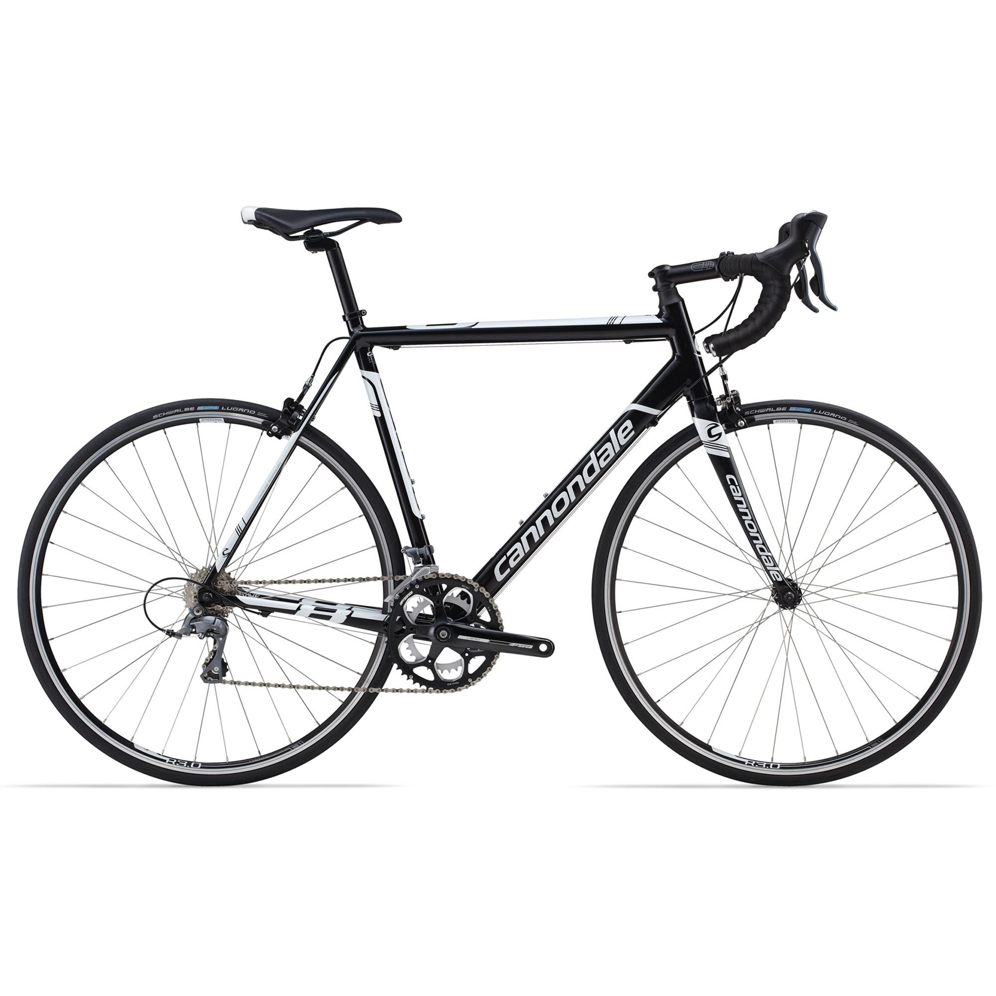 CANNONDALE CAAD8 CLARIS 8 2016 ROAD BIKE BLACK