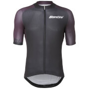Santini Exclusive Karma Evo Jersey Bordeaux - Limited sizes to Clear.