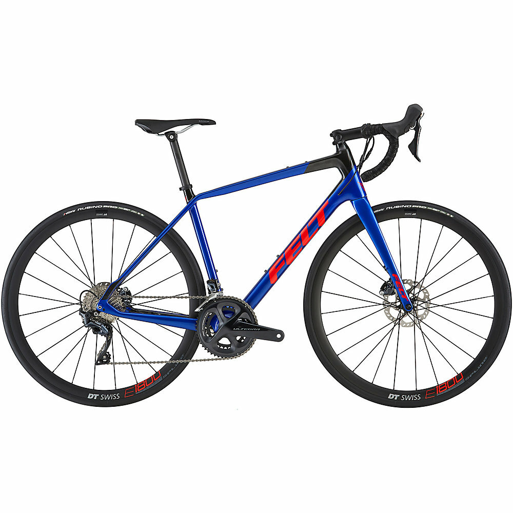 Felt VR3 Road Bike 2019 - Electric Blue - In sizes 51cm & 61cm to Clear.