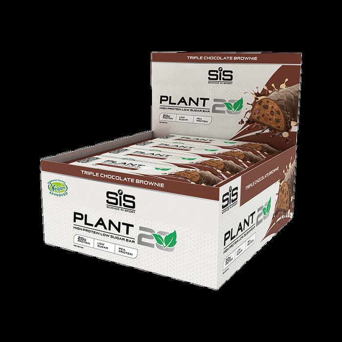 Scienceinsport Sis Plant20 Bar - 12 Pack - Clearance in 2 Flavours + Check out the rest of the clearance deals.
