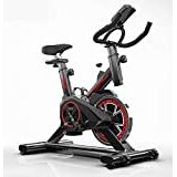 SUOMO Indoor Cycling Bike Spinning Bicycle, Ultra-Quiet Fitness Bike And Ab Trainer, Speedbike with Low-noise Belt Drive System,