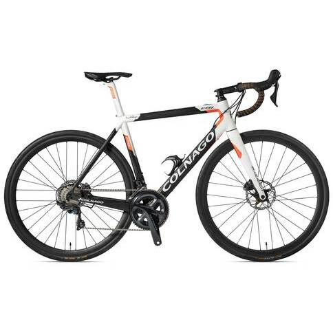 Colnago E64 Ultegra 2019 Electric Road Bike - Available in 49cm or 55cm. Frame Size
