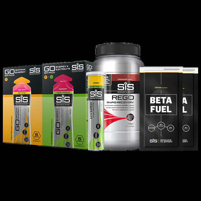 Scienceinsport Never Surrender Athlete Bundle