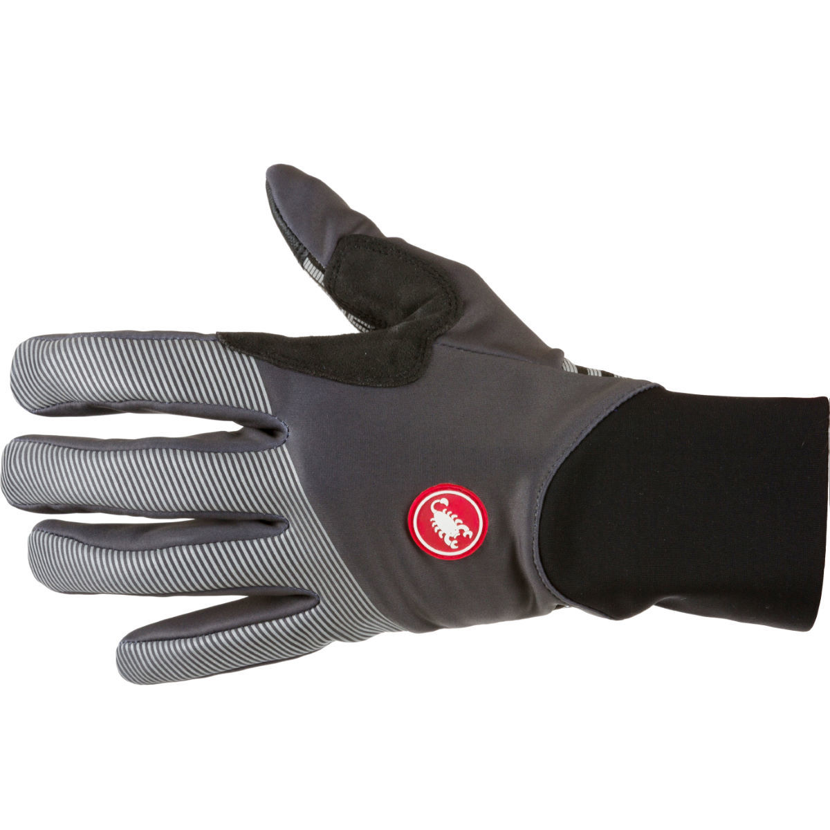Castelli Scalda Elite Winter Gloves - In Red or Black - Price Given for Red.