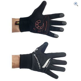 Northwave Power Long Gloves - Size: L - Colour: Black