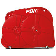 PBK Bike Travel Case in Red, Black or Blue  --  Get it ready for that delayed training holiday - Compatible with all road bikes, including time trial bikes.