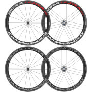 Campagnolo Bora Ultra 50 Clincher Wheelset 2018 Shimano/SRAM - Campag also available.