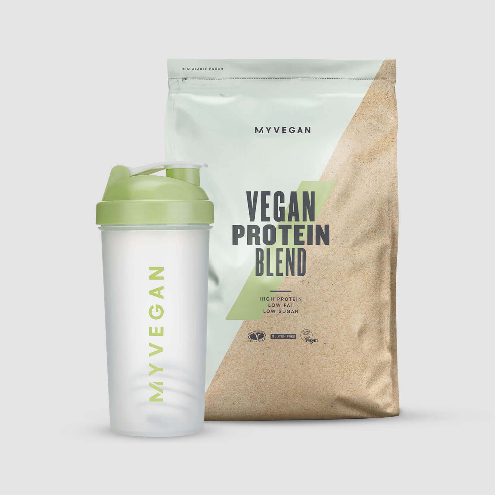 Myvegan Protein Blend Starter Pack available in 3 flavours. Get up to 60% off using the Extra 25% Discount code on Site.