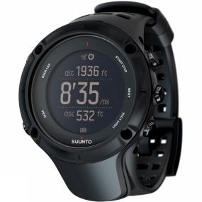 Suunto Ambit3 Peak HR Watch Black