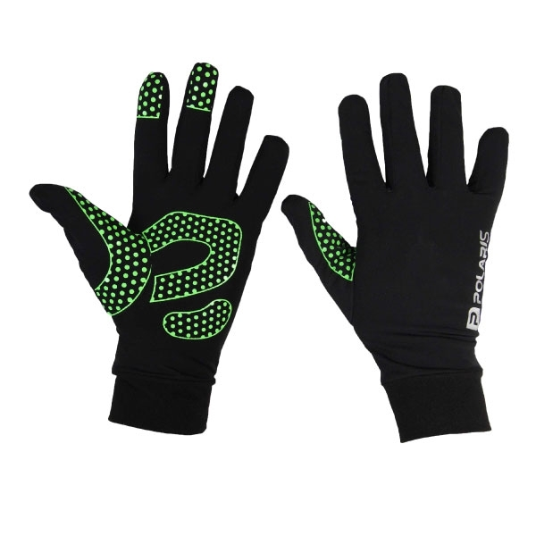 Polaris Winter Cycling Liner Glove - Black - in Size XS & Med