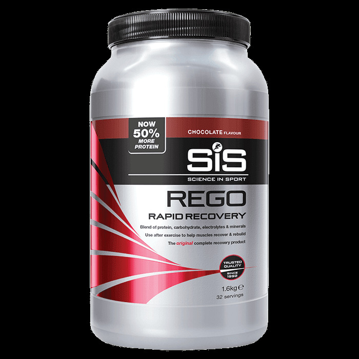 Scienceinsport Rego Rapid Recovery - 1.6kg - FREE Shaker and Postage when spending over £35.00