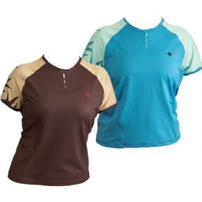 Specialized Equipment Womens Short Sleeve Trail Jersey (Small sizes only)