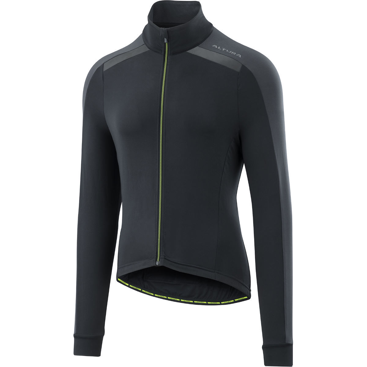 Altura Thermostat Jersey - Black in all Sizes. REDUCED AGAIN