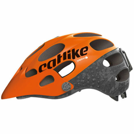 Catlike Yelmo MTB Cycling Helmet -  Available in 2 Colours to Clear.