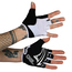 Time Stiletto Ladies Mitts - White in S, M & L