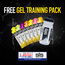 Claim Your Free Gel Training Pack - Postage payable if order under £10