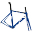 Gios Aero Lite Road Frameset - Blue Few sizes available.