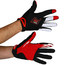Time Colorado MTB Gloves - Black / White / Red
