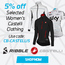 EXTRA 5% OFF WOMENS CASTELLI with Cycling Bargains Exclusive Code