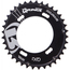 Rotor QX2 Q-Ring Chainring For Shimano XTR Chainset - Black 4 an 5 Arm in a selection of sizes